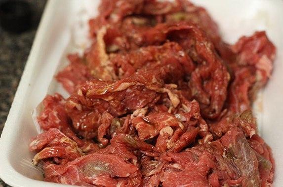 Перец, фаршированный мясом и грибами - фото шаг 4