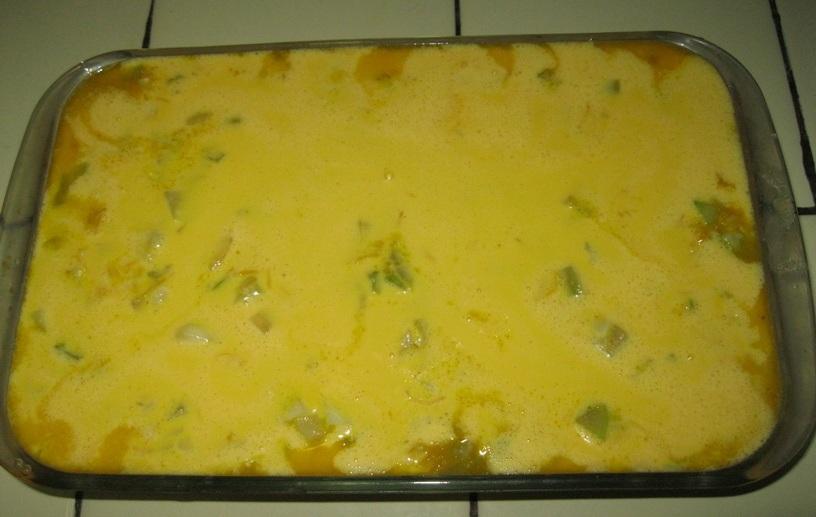 Запеканка из кабачков с сыром - фото шаг 10