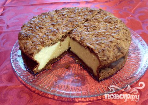 Рецепт Шоколадный чизкейк из творога