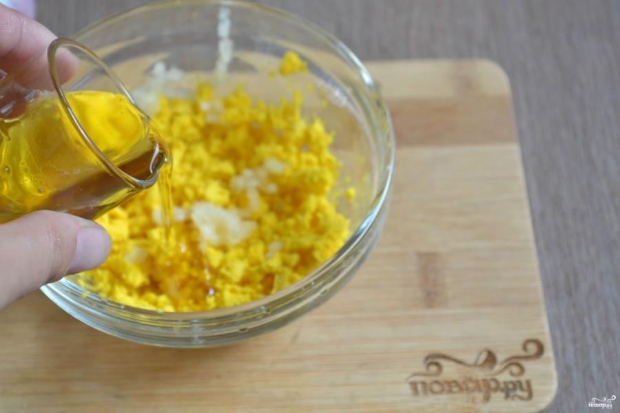 Картошка под чесночным соусом - фото шаг 6