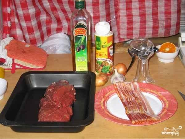 Рецепт Мясо по-шотландски