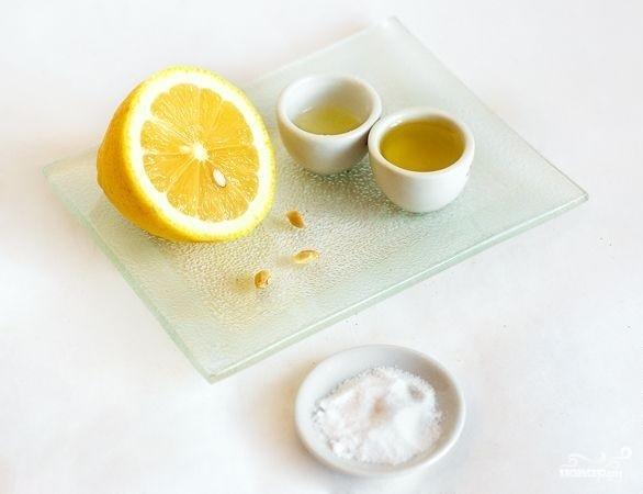 Салат из креветок с ананасом - фото шаг 3