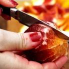 Рецепт Пирог с красными апельсинами