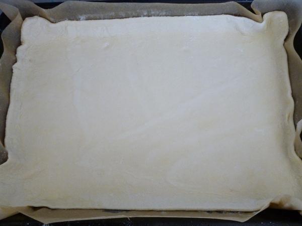 Капустный пирог с яйцом - фото шаг 7