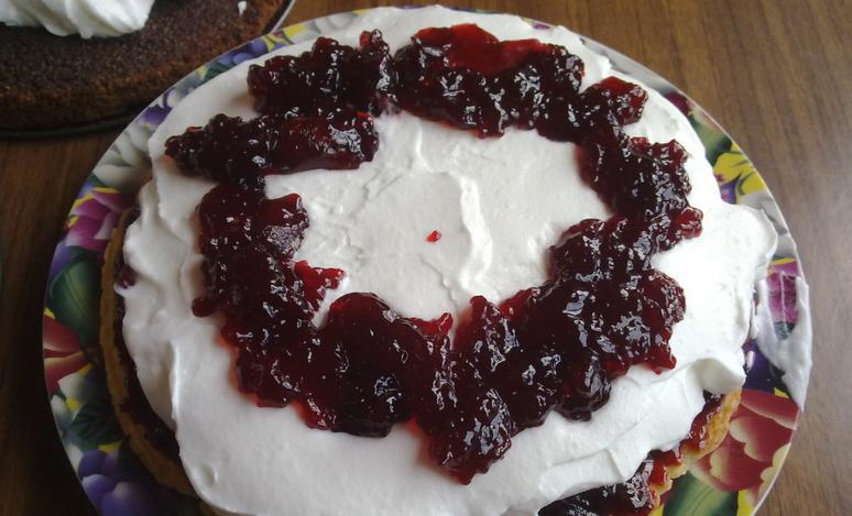 Торт на день рождения мальчику 7 лет - фото шаг 11