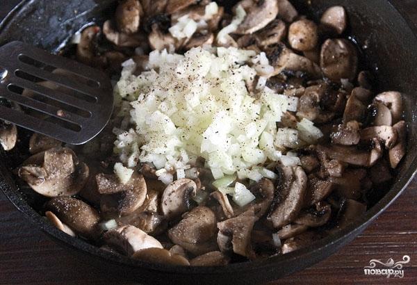 Жюльен в картофеле - фото шаг 4