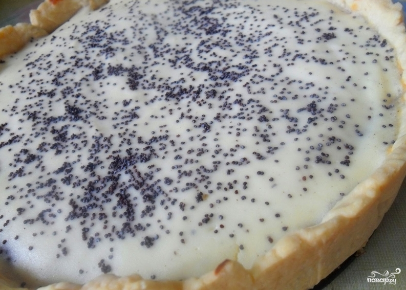 Маковый пирог - фото шаг 10