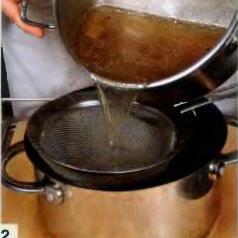 Зеленый суп с яичным суфле - фото шаг 2