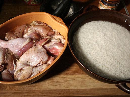 Плов с колбасой - фото шаг 2