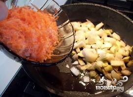 Кабачковая икра с томатной пастой - фото шаг 1