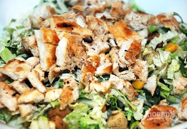Салат из капусты с бальзамическим уксусом рецепты 177