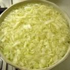 Рецепт Капустный пирог из дрожжевого, заварного теста
