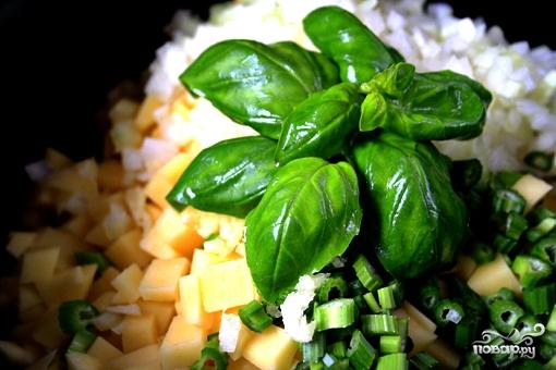 Сельдереевый суп - фото шаг 7