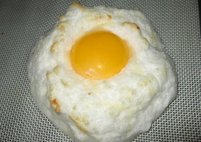 Диетическая яичница - фото шаг 8