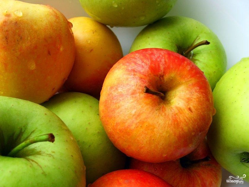 Рецепт Желе из яблок без желатина