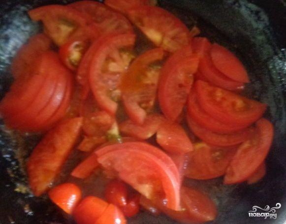 Икра кабачковая с томатной пастой и чесноком - фото шаг 6