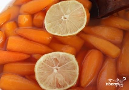 Варенье из моркови - фото шаг 6