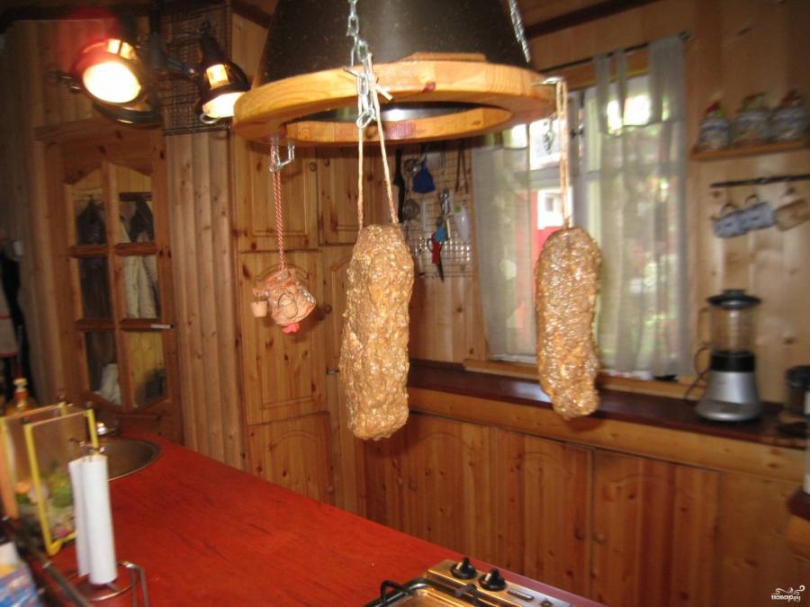 Бастурма из свинины в домашних условиях - фото шаг 5