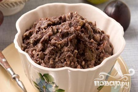 Рецепт Мшош фасолевый