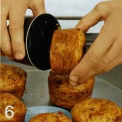Мексиканские кексы - фото шаг 6