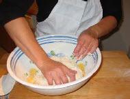 Фокачча с розмарином и фокачча с оливками и томатами - фото шаг 5
