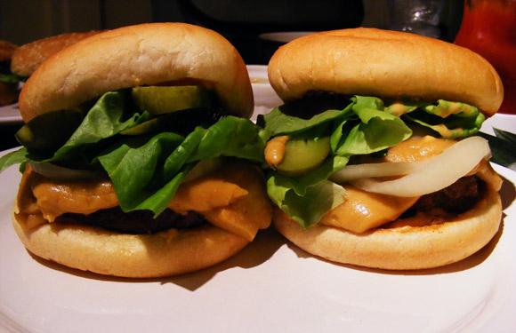 Cоус для гамбургера - фото шаг 3