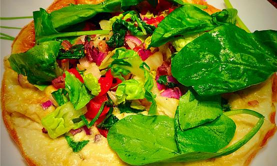 Овощной омлет диетический - фото шаг 5