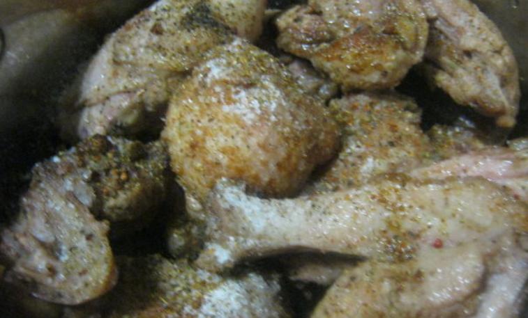 Тушеная утка кусочками - фото шаг 4