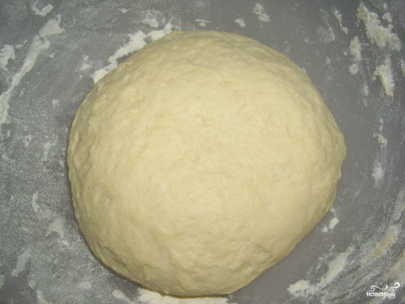 Рецепт теста на галушки с фото
