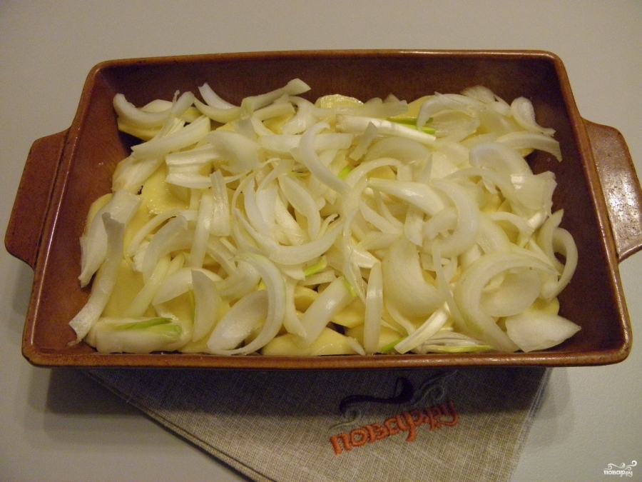 Пангасиус в духовке в сметане - фото шаг 6