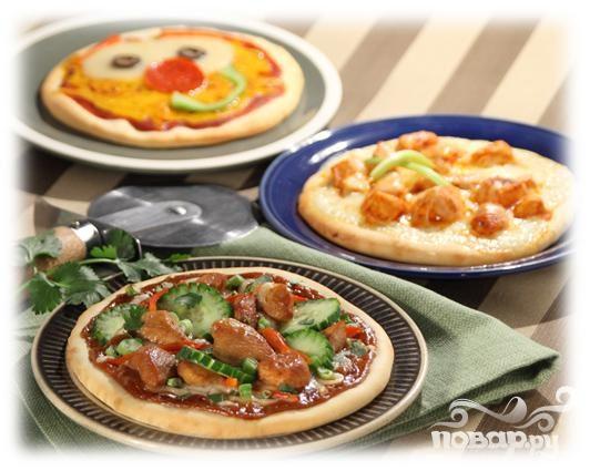 Мини пиццы