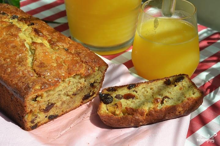 Вкусный кекс с изюмом - фото шаг 11