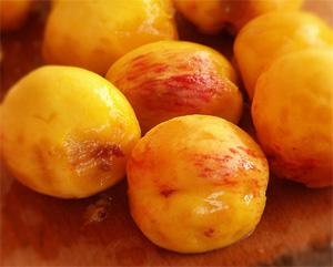 Рецепт Варенье из персиков густое