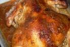 Вкусная курица в духовке