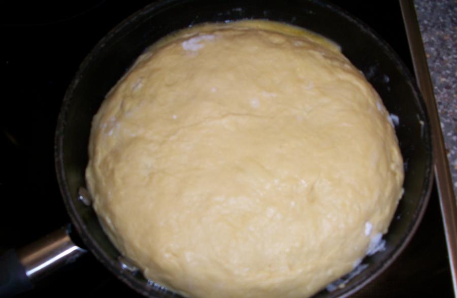 Пирог на сковороде - фото шаг 5