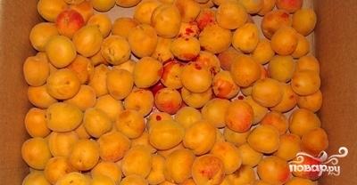 Рецепт Абрикосовый компот на зиму