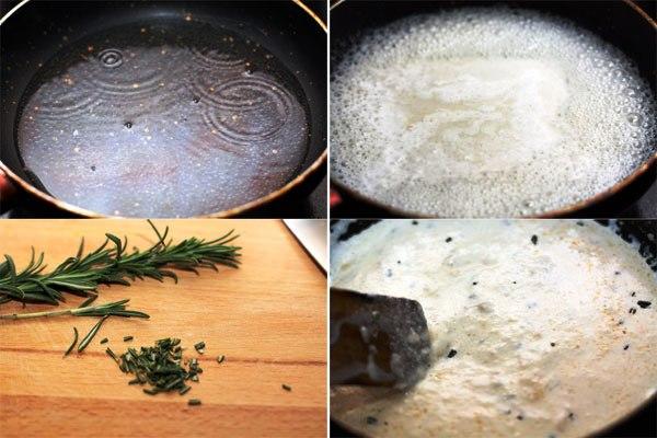 Паста с лососем и сыром - фото шаг 4