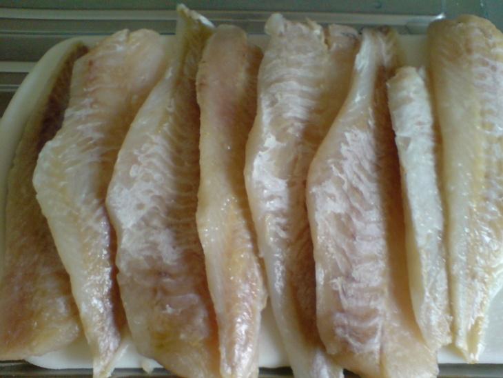 Рецепт Рыба, запеченная с грибами