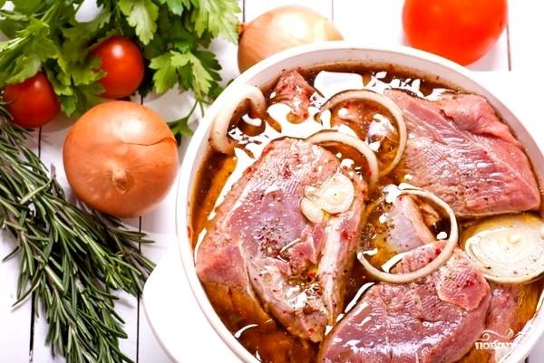 Рецепт Маринад для телятины