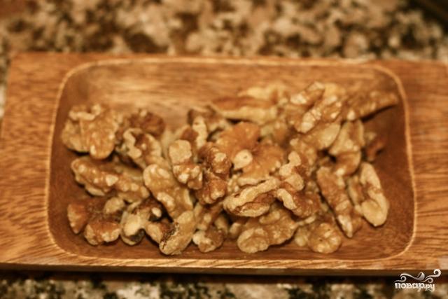 Овсяное печенье с грецкими орехами - фото шаг 3