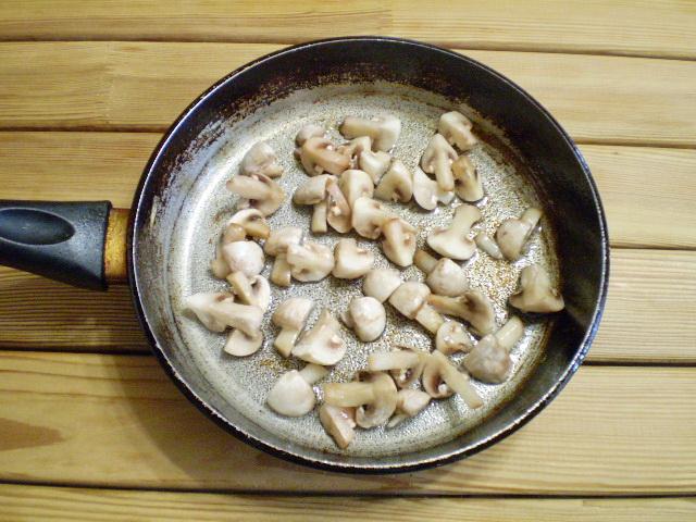 Пирожки постные с грибами - фото шаг 3