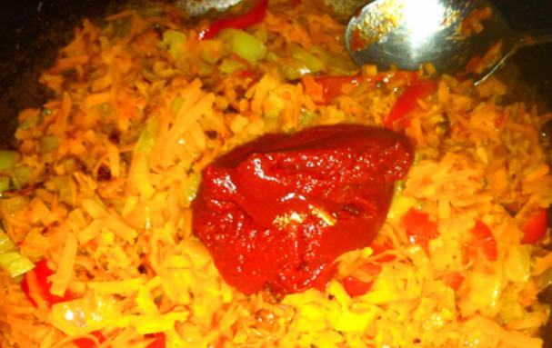 Фасолевый суп на мясном бульоне - фото шаг 7
