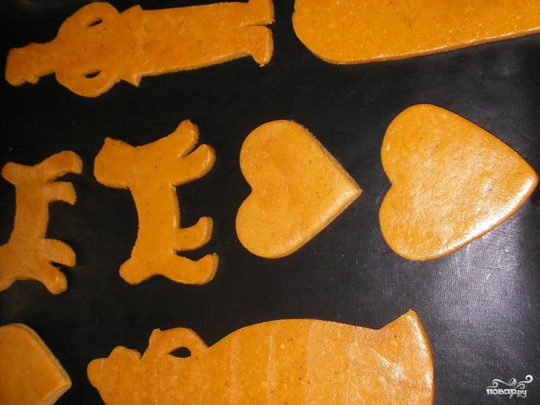 Медовые пряники домашние - фото шаг 3