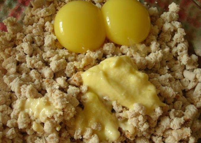 Cуфле из курицы для детей - фото шаг 2