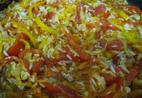 рецепт полевого супа с рисом