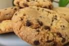 Домашнее печенье с шоколадной крошкой
