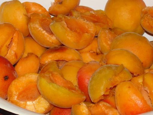 Рецепт Варенье из абрикосов в духовке