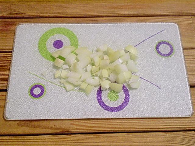 Салат к жареной картошке - фото шаг 3