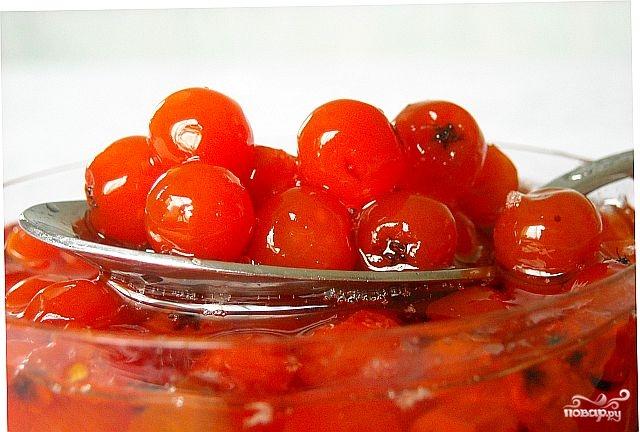 Рецепт Варенье из рябины красной