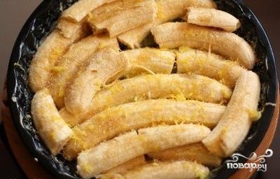 Десерт из запеченных бананов - фото шаг 2